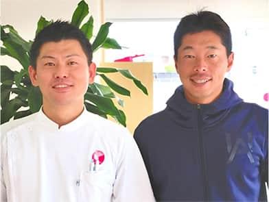 田中浩康コーチ